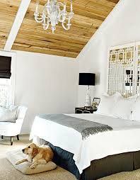 Folding room dividers make for beautiful headboards.
