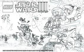 Star Wars Coloring Pages Darth Vader Page Printable Free Online Lego