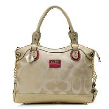 Coach Legacy Pinnacle Lowell In Signature Large Ivory Satchels A