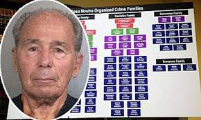 Chicago Crime Family Chart 127 Mobsters Arrested In Biggest Ever Blitz On New Yorks