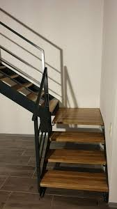 Treppen aus stahl / holz. Treppenbauer Innen Treppe Stahl Holz Wangentreppe In Sachsen Anhalt Zscherben Ebay Kleinanzeigen