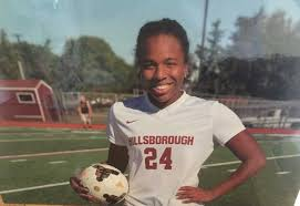 the voice malebranche is set to graduate this semester and senior kristen malebranche a soccer standout will graduate next month and enroll in college