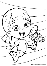 Small Picture Guppies coloring picture