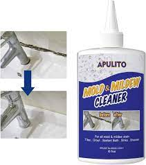 Amazon Com Apulito Household Mold Stain Gel For Tiles Bathroom Cleaning Grout Bath Sinks Showers 10oz Health Personal Care