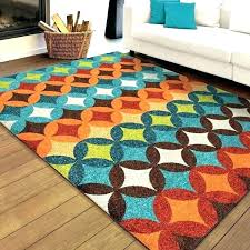orange and blue area rug orange and blue area rug s light rugs downtown west village