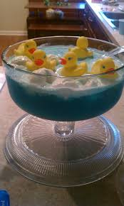 Easy Blue Frozen Punch For Any PartyBlue Punch For Baby Boy Shower
