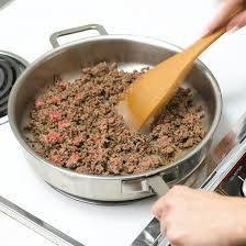 fully cooked ground beef. Exellent Cooked How To Brown Ground Beef To Fully Cooked R