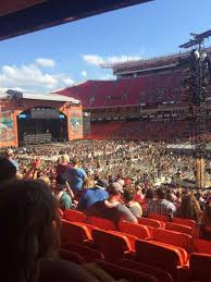 Concert Photos At Arrowhead Stadium