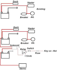 perko dual battery switch wiring diagram wiring diagram Dual Battery Switch Wiring Diagram dual battery switches 3 banks the hull truth boating aircraft mag o switch wiring diagram guest dual battery switch wiring diagram