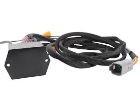 industrial braided wire harnesses potted cable harness tubing and automotive waterproof connectors