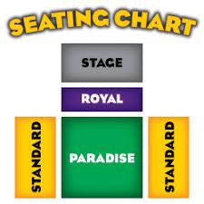 Chiefs Luau Seating Chart Hawaii Luaus Luau Hawaii Oahu