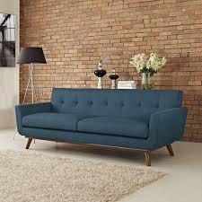 Furniture: Velvet Chesterfield Sofa - Designer Sofas