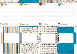 printable kid s letter writing set picklebums  printable kids letter writing set
