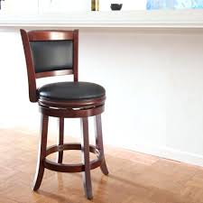 leather bar stools with backs. Leather Bar Stools With Backs S Leher Swivel Back And Arms No