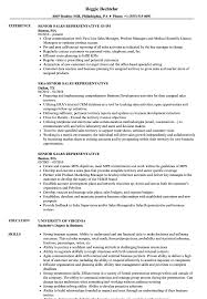 Sales Representative Resume Sample Senior Sales Representative Resume Samples Velvet Jobs 16