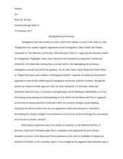 mcwp s syllabus muir college writing program military 6 pages immigration diversity essay