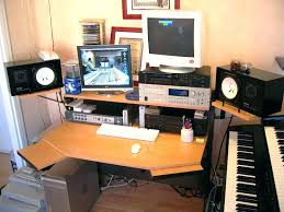 home studio computer desk home studio desk home recording studio desk home studio desk studio home