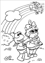 Small Picture rainbow coloring pages for preschool Archives Best Coloring Page