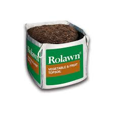 Rolawn Vegetable And Fruit Top Soil Bulk Bag Travis Perkins