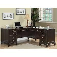 buy shape home office. Garson Home Office Set W/ L-Shape Desk Buy Shape D