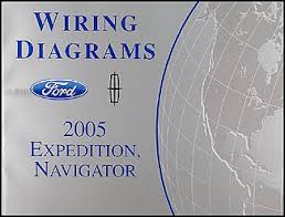 ford expedition wiring diagram ford image wiring 2005 ford expedition lincoln navigator wiring diagram manual original on ford expedition wiring diagram