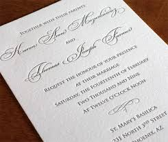 Traditional Wedding Invitation Traditional Wedding Invitation Designs Letterpress Wedding