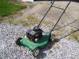 weed eater lawn tractor. review: weedeater 20\u0027\u0027 briggs \u0026 stratton gas powered push mower - gardening channel weed eater lawn tractor