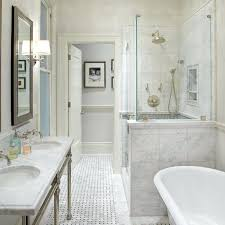 marble subway tile bathroom marble bathroom ideas decor to find out more white carrara marble