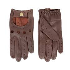 dents leather tan driving gloves 5 1011
