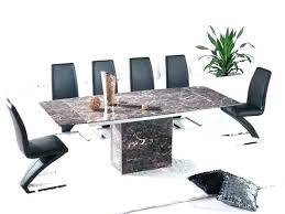 full size of solid oak round extending dining table and 6 chairs arctic white black glass