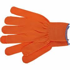 <b>Перчатки</b> Русский инструмент нейлон 13 класс оранжевые XL ...
