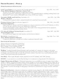 Usa Jobs Resume Example Government Job Resume Template Usa Jobs Extraordinary Usa Jobs Resume Tips