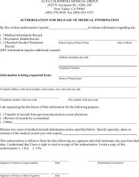 Sample Medical Records Release Form Download Delaware Medical Records Release Form For Free