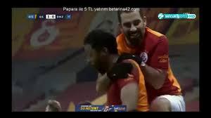 Galatasaray 6-1 Denizlispor Özet - YouTube