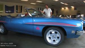 1972 Pontiac GTO Convertible Judge for sale with test drive ...