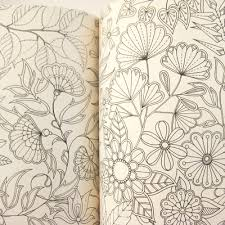 secret garden an inky trere hunt and colouring book it s an activity book that alllows you to draw in your own pieces find hidden treres