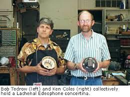 CONCERTINA.net - A Visit With Bob Tedrow (Homewood Musical)