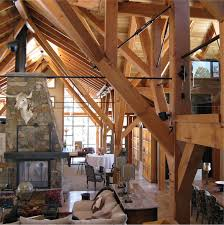 Amazing Log Home Interior  House Design Ideas - Log home pictures interior