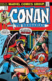 Conan the Barbarian Vol 1 23 | Marvel Database
