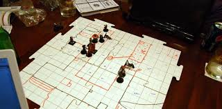 Rpg Battle Maps Square Off Battle Graph Dry Erase Boards Wired