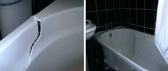 fix ed bathtub bathtub repair kit badly ed bath acrylic reviews how to fix ed