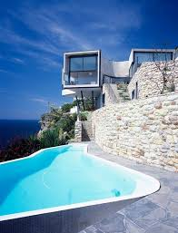 17 best images about swimming pools house design house holman by durbach block architects blueverticalstudio