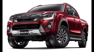 2018 Isuzu D-Max (facelift) pickup truck officially revealed in ...