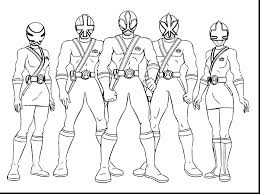 Power Ranger Color Pages Coloring Pages Power Rangers Power Ranger