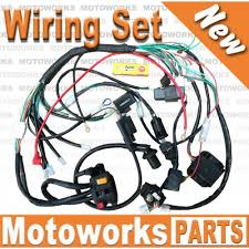 gy6 go kart wiring harness gy6 image wiring diagram electrics wiring harness gy6 on gy6 go kart wiring harness