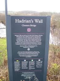 Image result for 122  construction of Hadrian's Wall began