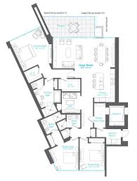 15 best home ideas images on pinterest condo floor plans West Road House Plans vue sarasota bay residence floor plan features 3 bedrooms, 3 bathrooms with den and terrace west side road house plans