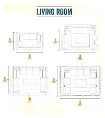 Living Room Rug Sizes Chart Large Area Rug Sizes Renauddasilva