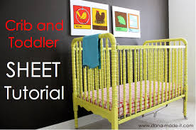 Crib & Toddler Bed SHEETS – MADE EVERYDAY