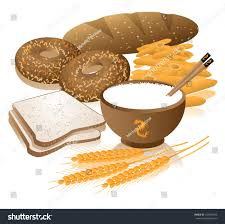 grains food group clipart. Exellent Clipart Healthy Grains Food Group EPS 8 Vector Grouped For Easy Editing No Open  Shapes In Clipart